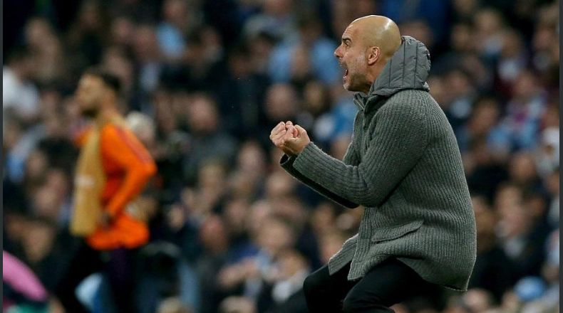 Guardiola sigue sin poder convencer en Champions League