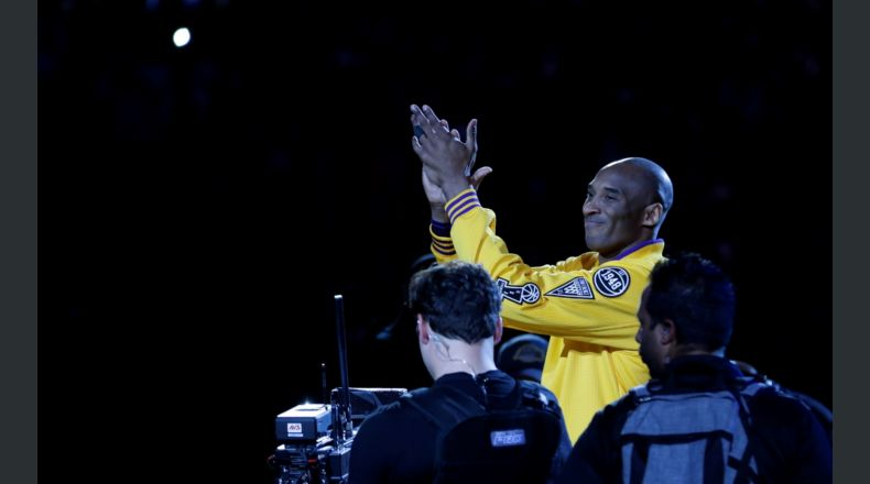 Fallece Kobe Bryant en accidente de helicóptero